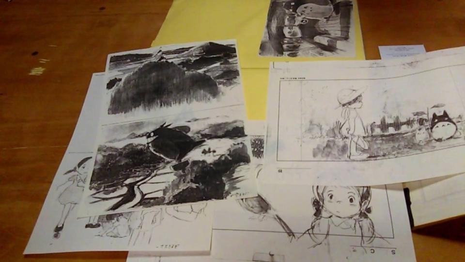 元ジブリの木原浩勝氏が語るアニメ映画ができるまでの苦労