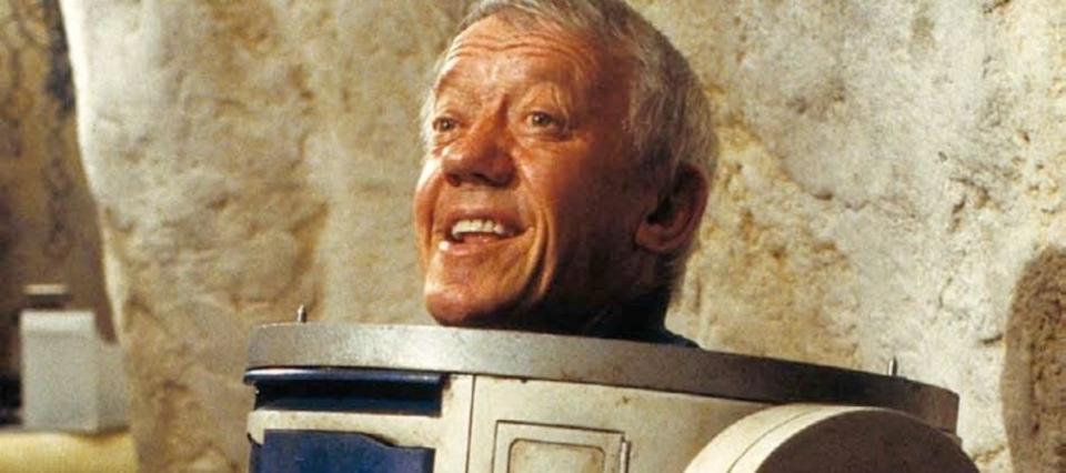 R2-D2に命をふきこんだ俳優が逝去