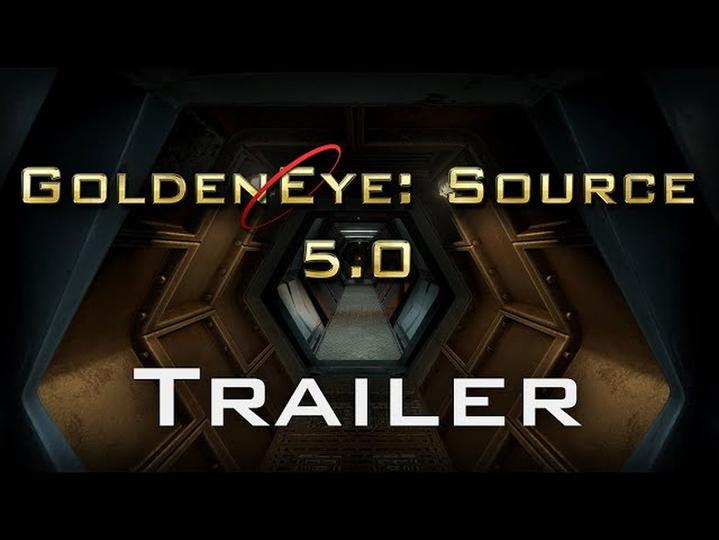 名作ゲーム「ゴールデンアイ 007」のファンメイド・リメイクが登場