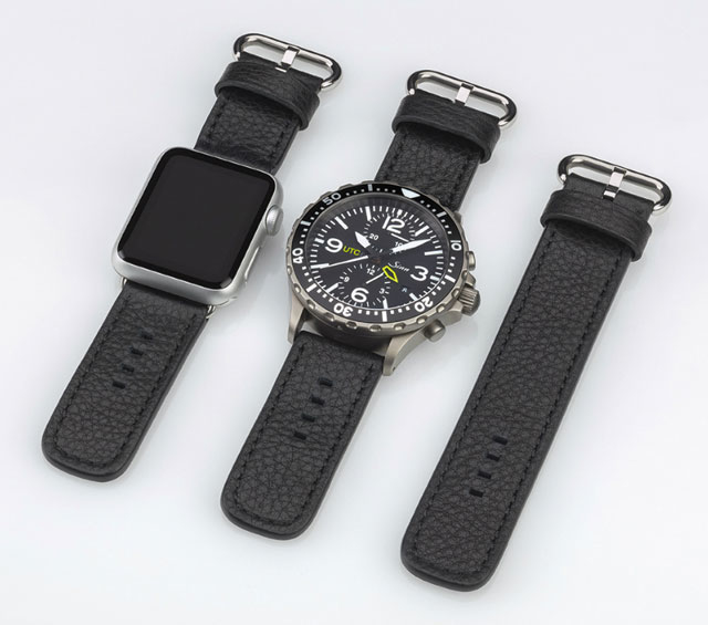 Dual Strap SystemをApple Watchに着ける