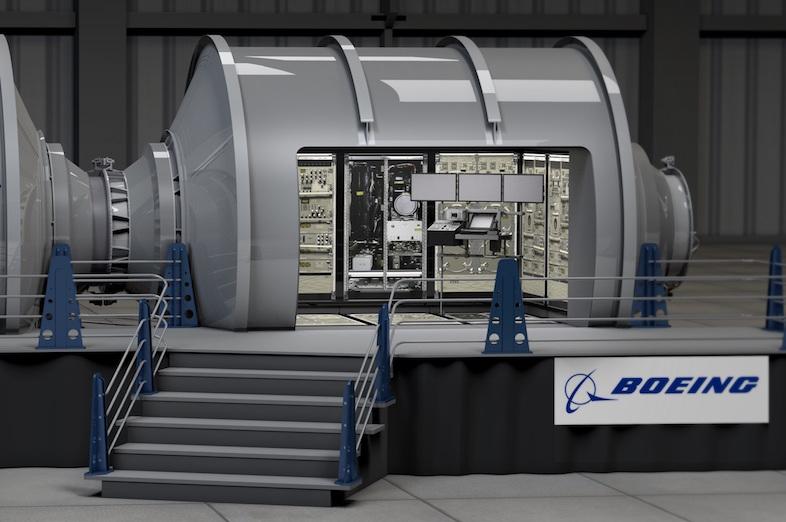 Boeingのコンセプト