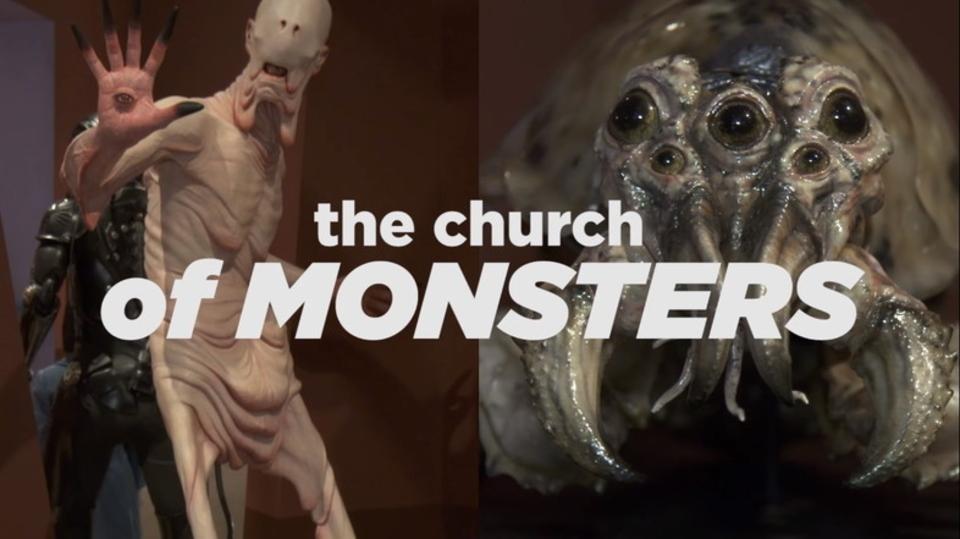 ギレルモ・デル・トロ監督がLAの展覧会で怪物たちへの愛を語る