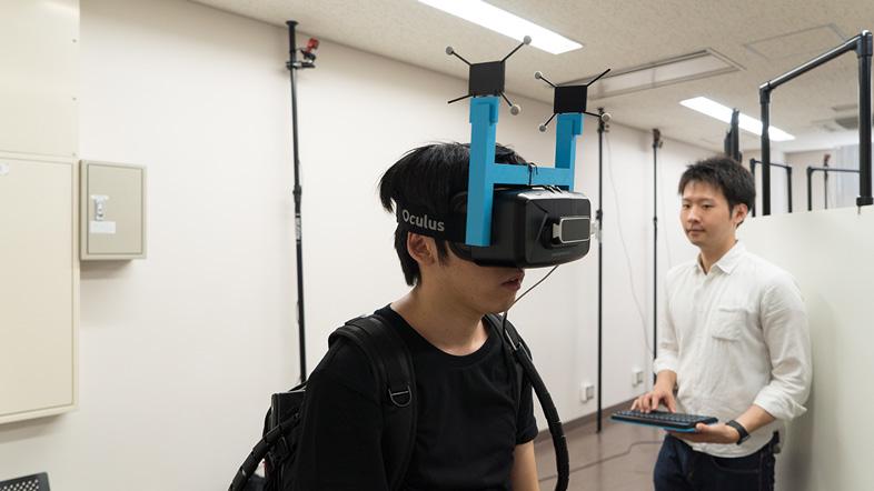 Unlimited Corridor 無限 VR