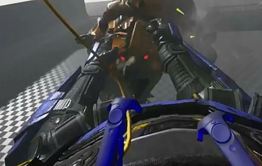 VRロボット格闘ゲームで「パシフィック・リム」現実化の道が開けるかも?