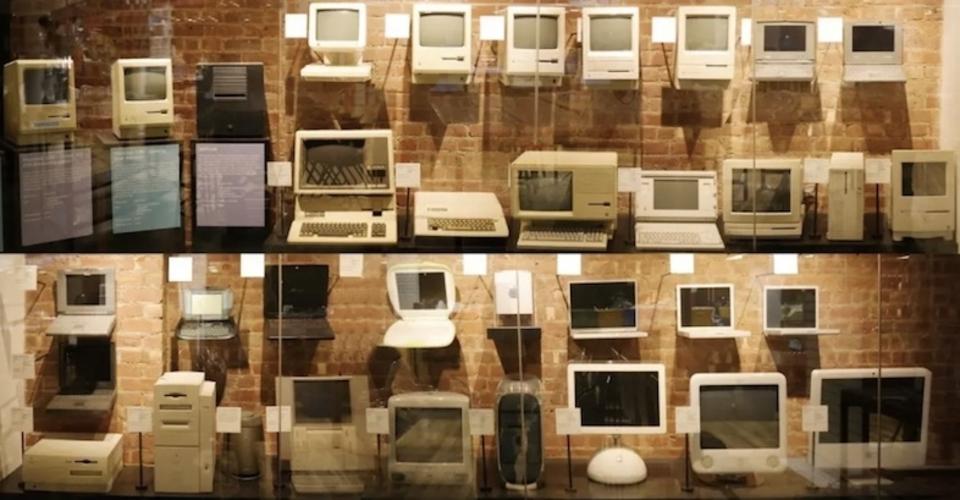 元祖アップルストアTekserve閉店。大量の歴代Macコレクションがオークションに