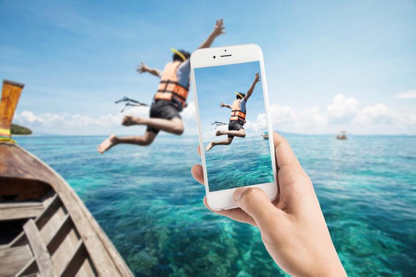 Apple「水中撮影ソフト」の特許を取得。防水iPhoneくるか…?