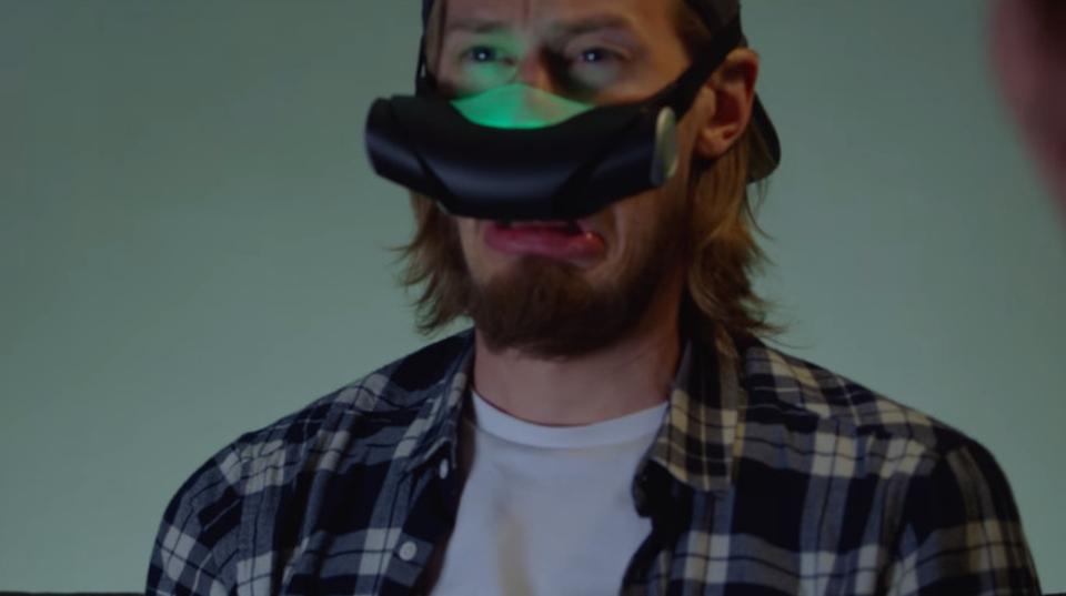 ゲーム内のオナラの臭いを体感できるVRデバイス「Nosulus Rift」