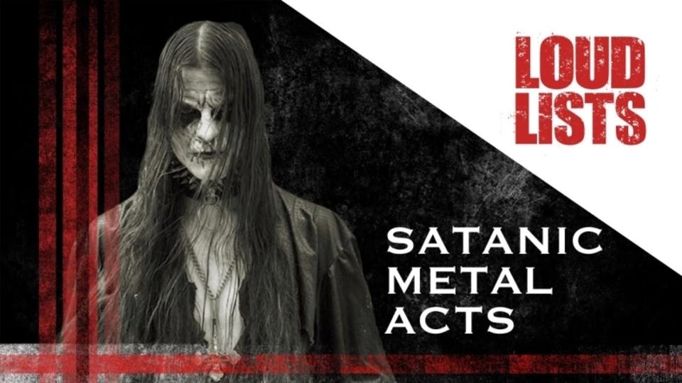 マジで悪魔サタンを崇拝しているヘヴィメタル・バンド10選