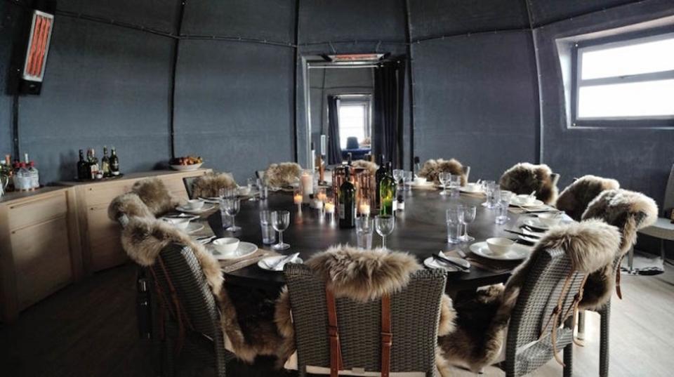お金があるなら泊まってみたい、南極大陸の豪華ホテル