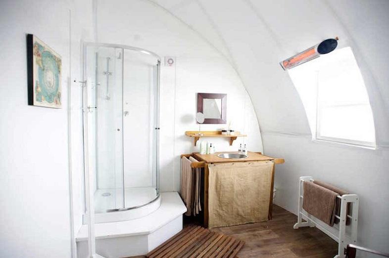 南極大陸の豪華ホテル White Desert 3