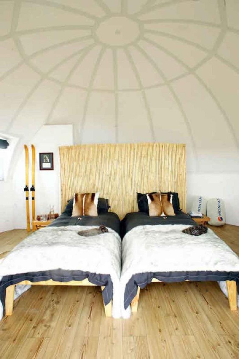 南極大陸の豪華ホテル White Desert 4