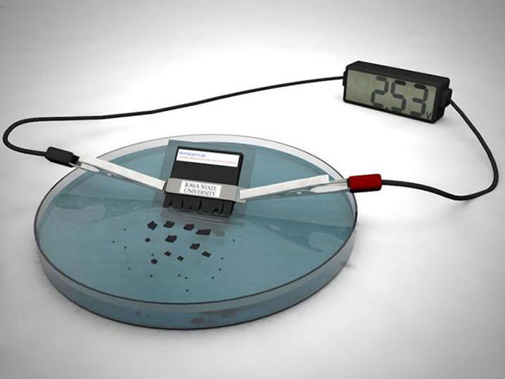 なお、このバッテリーは30分後に自動的に消滅する
