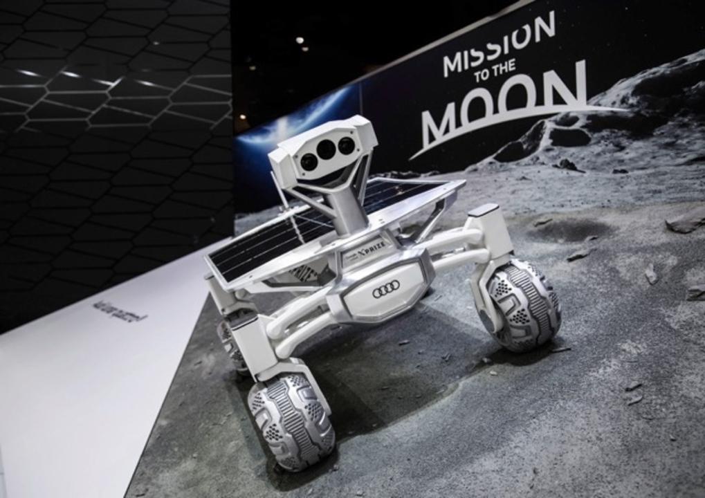 「月面という究極のオフロードに耐える四駆を開発したい」Audiがいま月に挑む理由