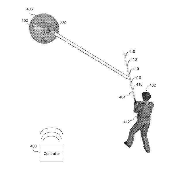 ディズニー ライトセーバー 特許を申請 5