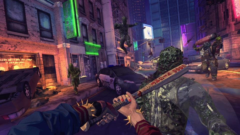 あなたも「悪カワ」ヴィランの一員に! VRゲーム版「スーサイド・スクワッド」が登場