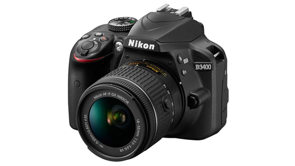 高感度&撮影枚数アップで、写真をスマホに常時転送できちゃうニコン「D3400」が魅力的〜!
