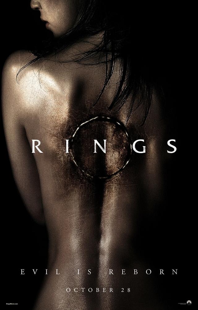 ハリウッド版「リング」シリーズ最新作「リングス」ポスター