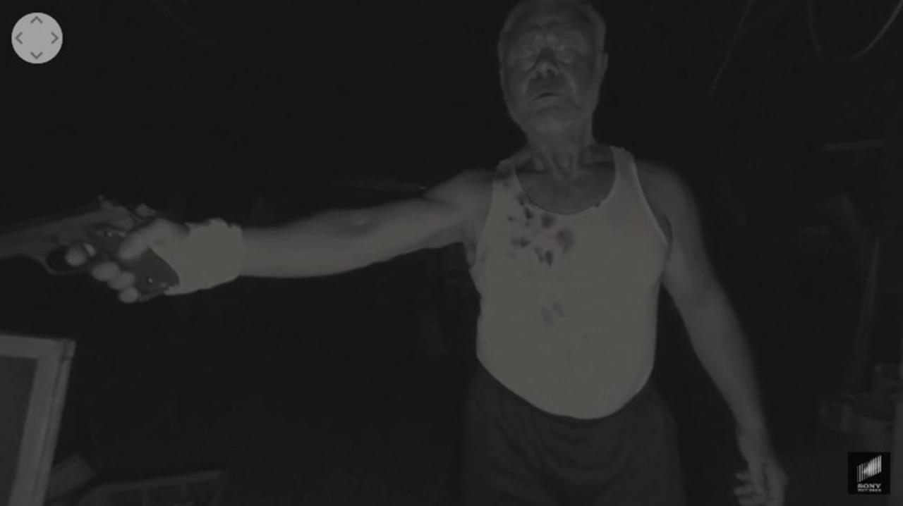 真に迫る暗闇で襲われる恐怖。映画「ドント・ブリーズ」の360度動画
