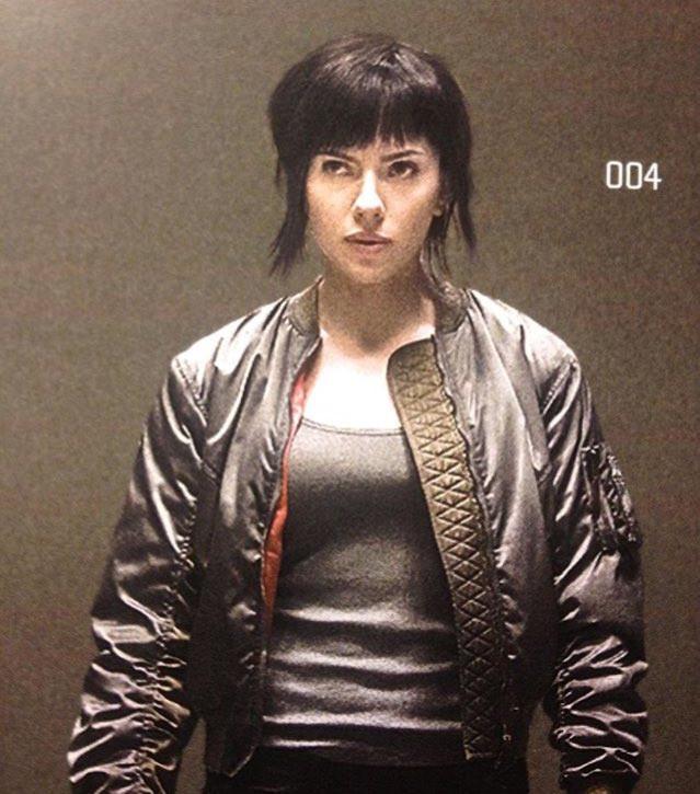 実写映画版「攻殻機動隊」に登場する公安9課の写真がリーク 1