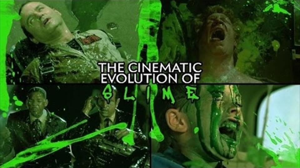 【グチャドロ注意】映画に登場するスライムの進化の歴史