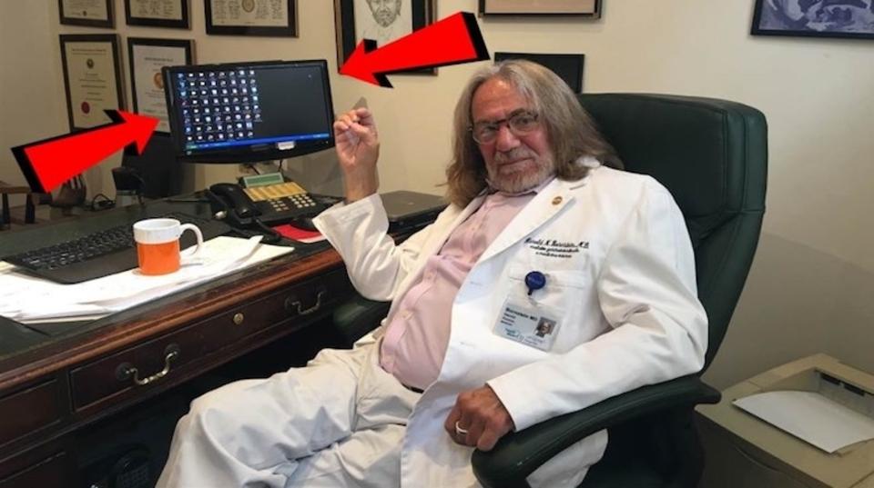 トランプ大統領候補の主治医が未だにWindows XPを使ってると物議…