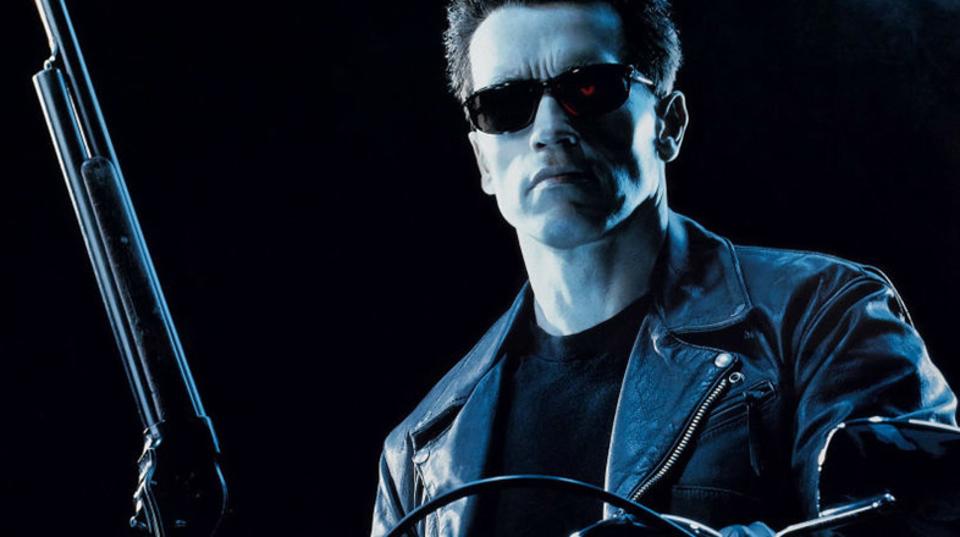 あいつが帰ってきた! 傑作SF映画「ターミネーター2」が3Dで上映決定!