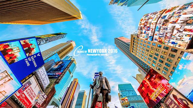 ニューヨークの街並みを8Kで撮影すると、もはや本物よりキレイなのでは説