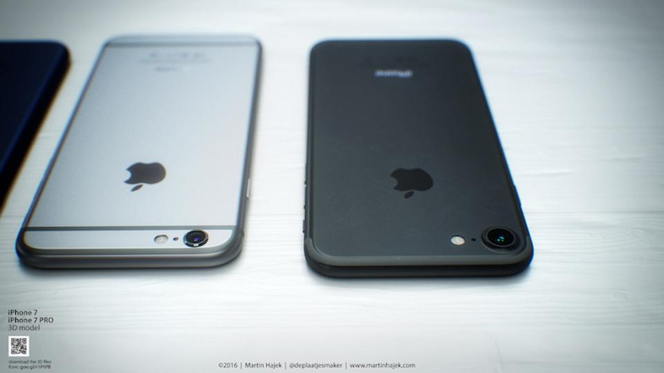 iPhone 7は「シルバー、ゴールド、ローズゴールド+2種類のブラック」の5色ラインナップに?