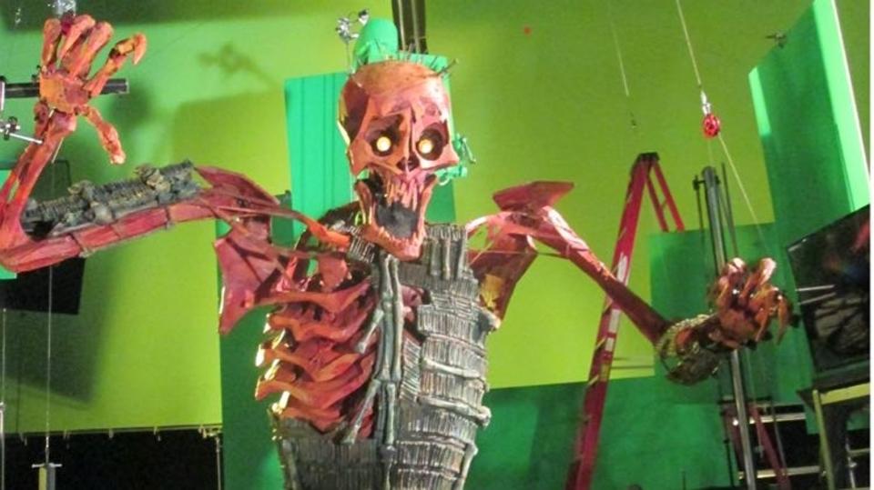 ストップモーション映画「クボ・アンド・ザ・ツー・ストリングス」のVFXの裏側映像が公開