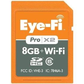 カメラで使うSDカードはこれで決まり。FlashAirにEyefiの機能が搭載2