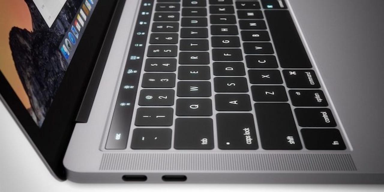 まるでiPhone? 次期MacBook Proは電源ボタンに「Touch ID」を内蔵するかも