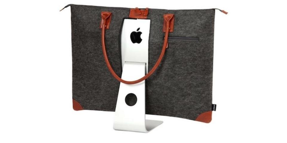 最強のスタバドヤァを実現。iMacの持ち運びバッグが登場