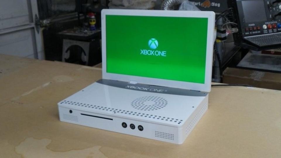 まさにPS One? Xbox One Sが液晶一体型ゲーム機になっちゃった