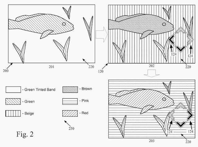 水中撮影特許の説明