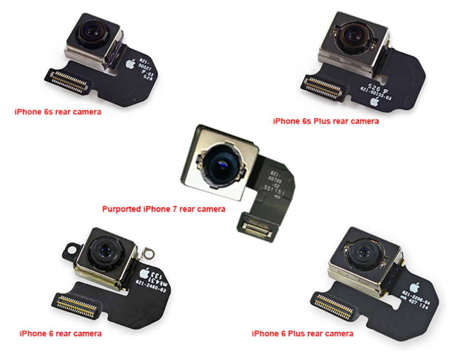 iPhone 7に光学手ブレ補正? 流出カメラ部品にヒントあり