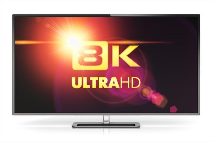 解像度はフルHDの16倍! 東京五輪を目指しパナソニックやソニーが8KテレビをNHKと共同開発