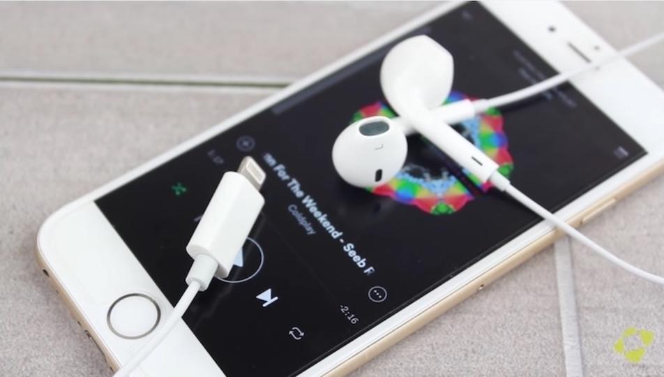 リーク資料にワイヤレスヘッドホン「AirPods」の文字が...! iPhone 7に付属される?