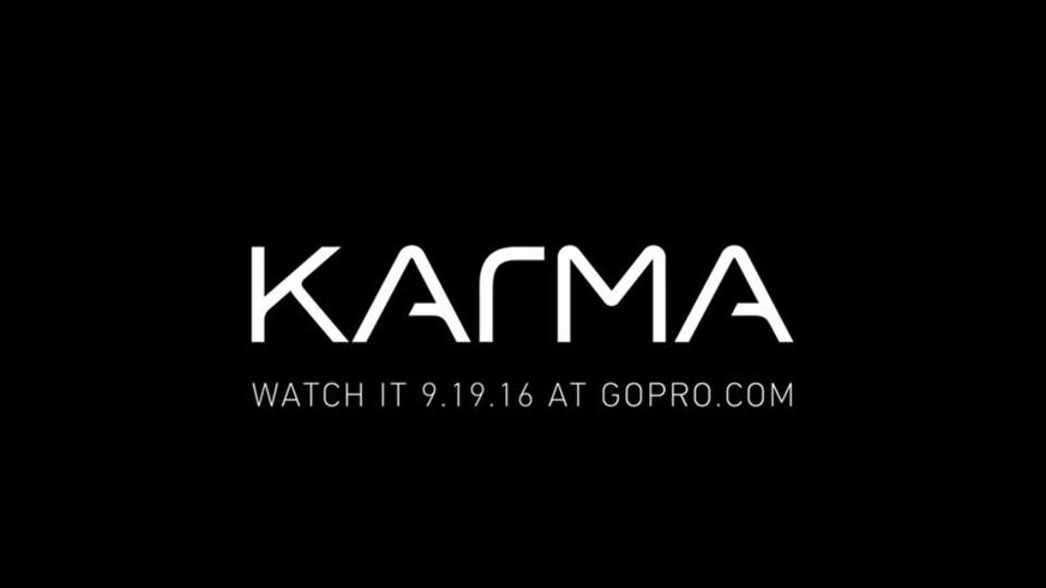 GoProドローン「Karma」は小さくてコントローラブルなのが売り? ティザー動画から推理
