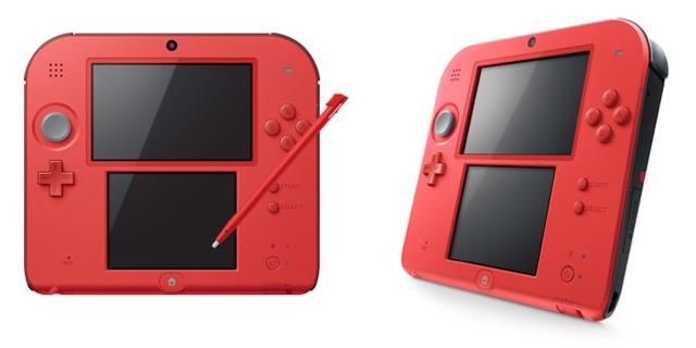 価格も機能もシンプル化。「初めてのゲーム機」にオススメなニンテンドー2DSが9月15日に国内発売2