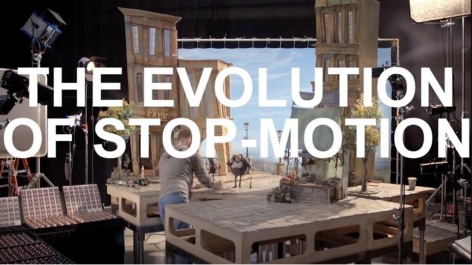 アニメの原点。ストップモーションの歴史をまとめた1本の動画