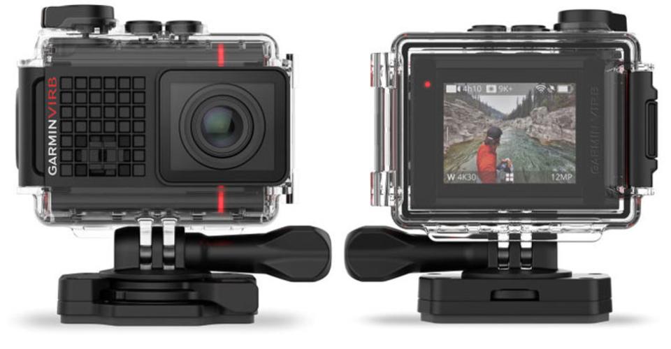 アクロバティック中でもOK。声をかけるだけで撮影してくれる、Garminの4Kアクションカメラ「VIRB Ultra 30」