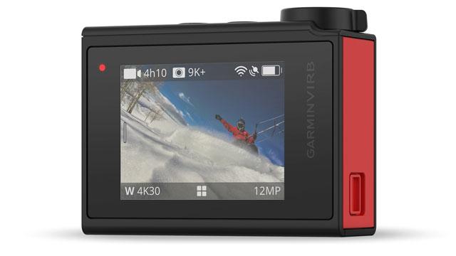 アクロバティック中でもOK。声をかけるだけで撮影してくれる、Garminの4Kアクションカメラ「VIRB Ultra 30」3