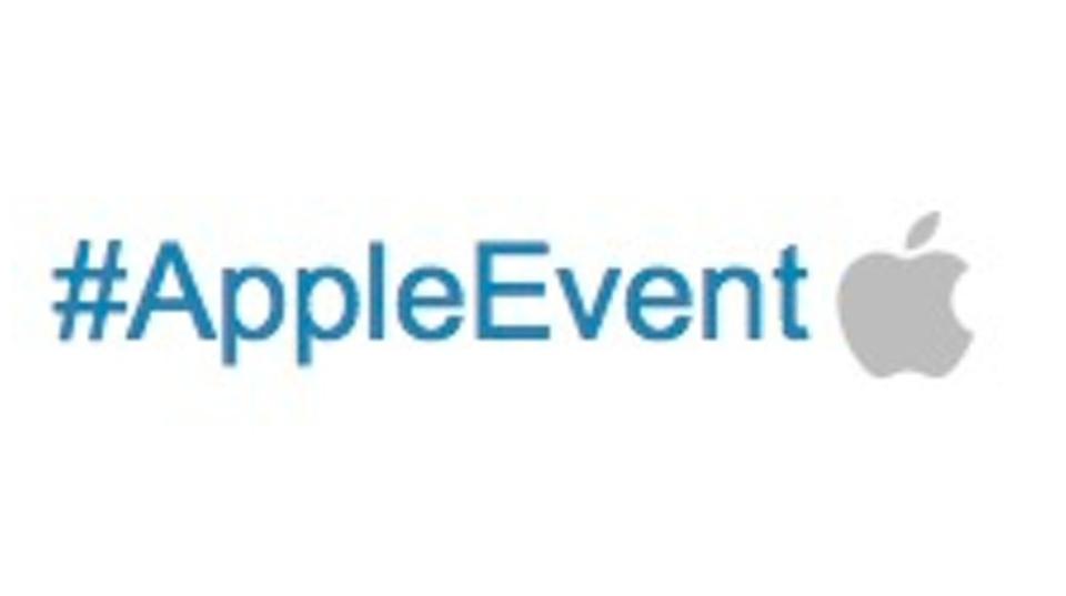リンゴ絵文字が出現中! Twitterで「#AppleEvent」タグを入力してみましょう