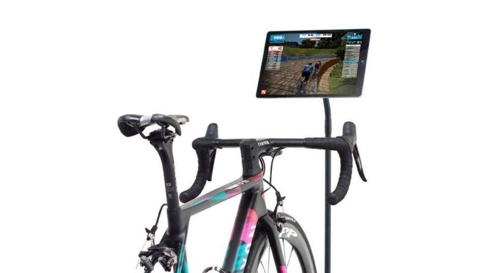 今日は雨…サイクリングしよう! オンラインサイクリング「Zwift」にiOS版アプリ登場。インドアサイクリングブームくる?