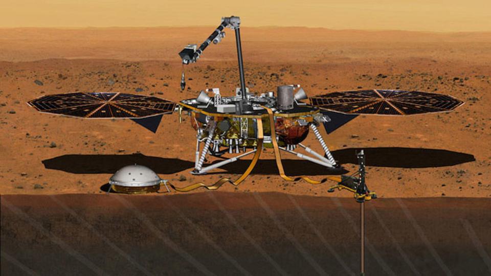 今度こそ行くぜ火星! 探査機「インサイト」2018年5月打ち上げへ