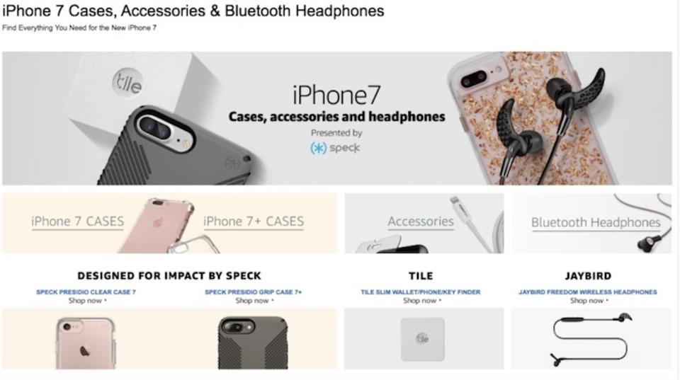 米AmazonがiPhone 7をうっかり公開、デュアルカメラを確認!