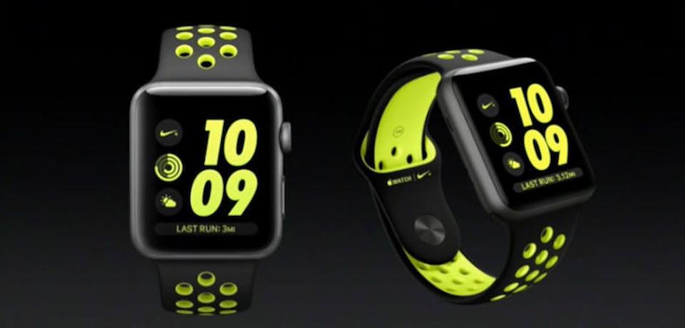 Apple WatchにNikeコラボモデル登場、10月後半発売