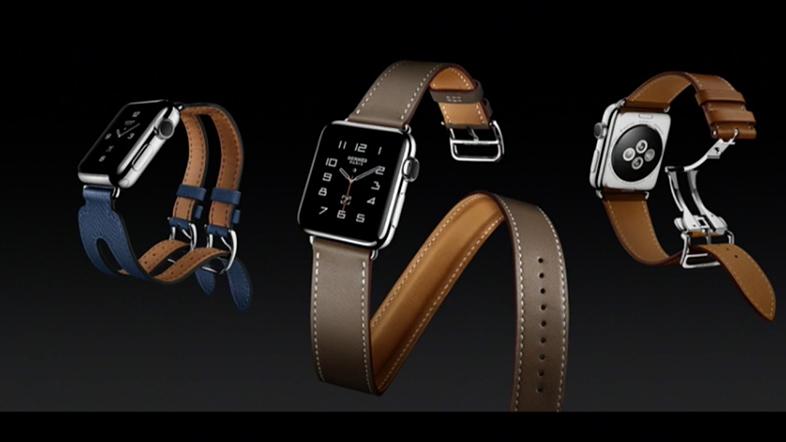 Apple Watch series 2はセラミックモデル追加&エルメスモデルもバージョンアップ2