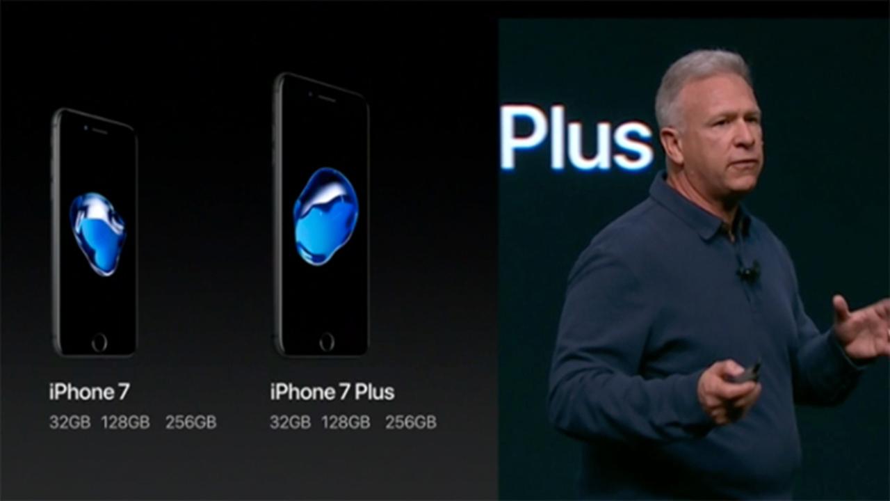 iPhone 7&iPhone 7 Plusの価格と発売日が出ましたよ
