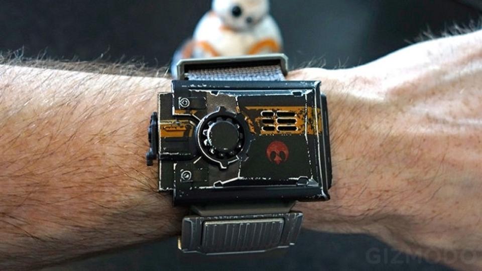 腕を動かすだけでBB-8を操作できる「Force Band」のデザインと発売日が決定!